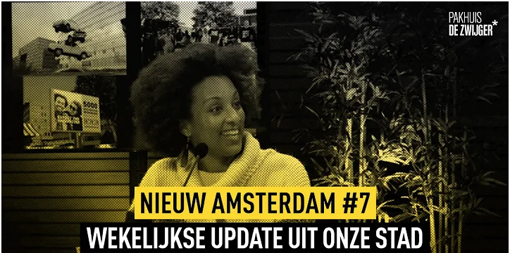 Altre in het programma Nieuw Amsterdam